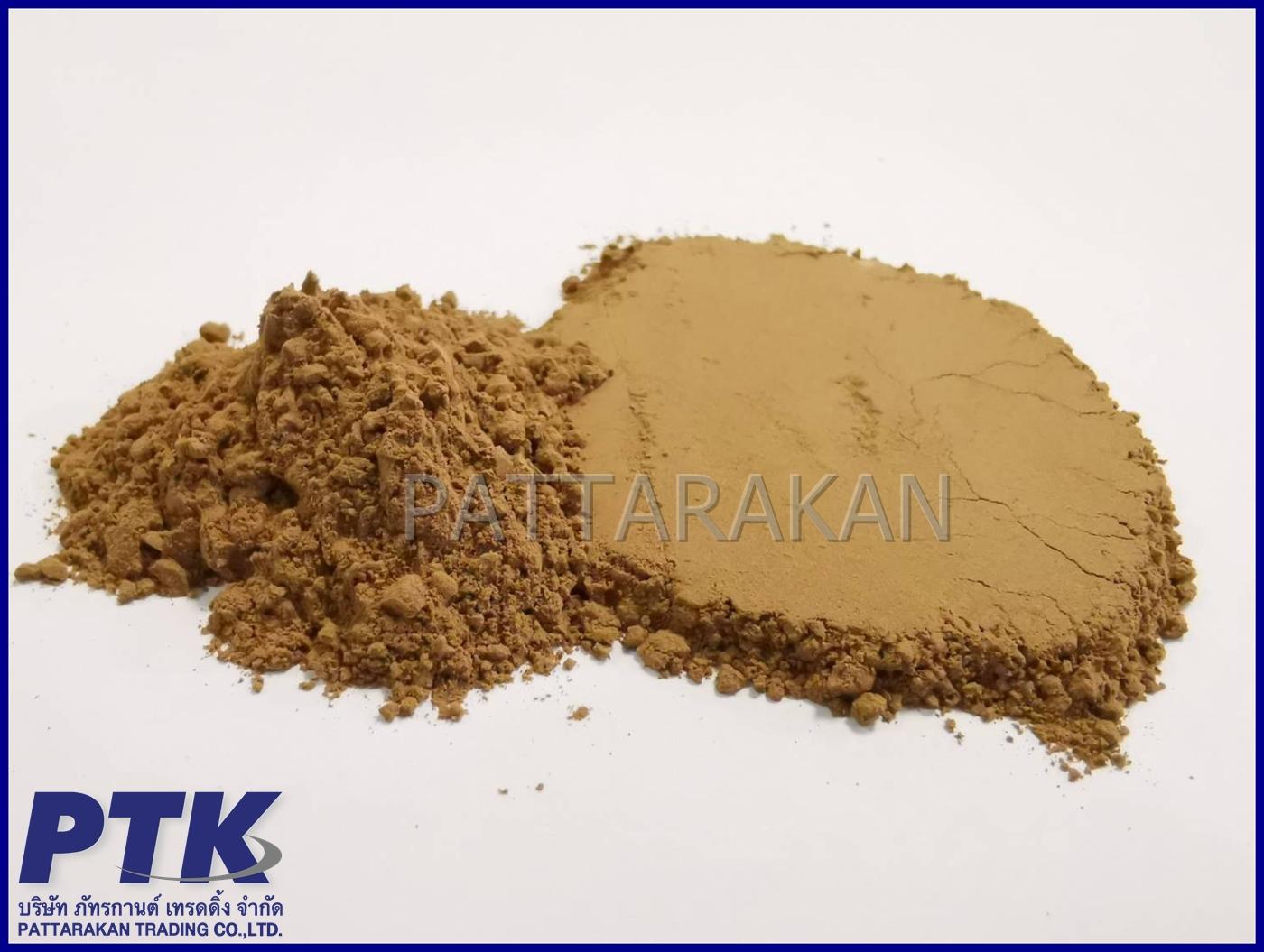 การใช้งานเบนโทไนท์ (Bentonite) หรือ โซเดี่ยมเบนโทไนท์ (Sodium bentonite)